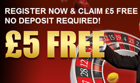 online casino free bet no deposit required