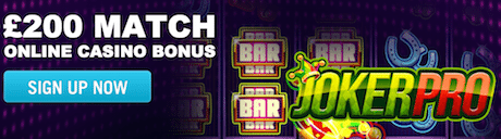 top UK casino deposit bonus welcome offer