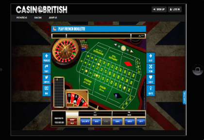 Casino British Free Spins Mobile Casino