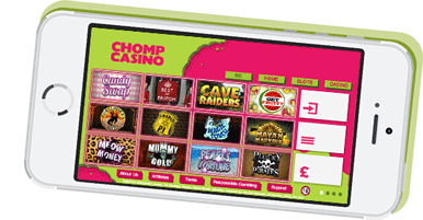 Mobile Casino Chomp