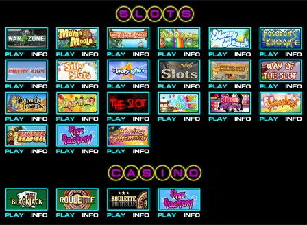 Play your Favourite Mobile Slots and Casino Games Anytime, Any Place