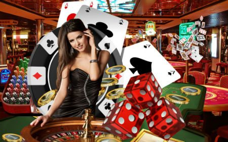 Varieties of Top Slots & Table Games