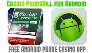 CasinoPhoneBill.com App