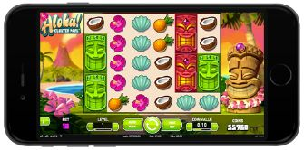 CoinFalls Aloha Slots Phone Deposit-