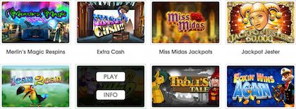 best UK online slots in HD