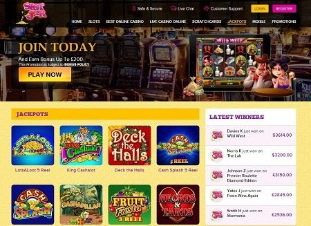 free casino games with bonus and cash