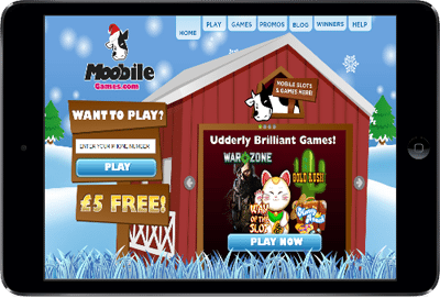 Moobile Games Landline Mobile Casino