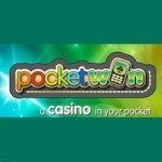 Online Casino Play | Pocketwin Games | Earn £5 + 50% Refer Bonus
