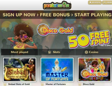 casino websites no deposit