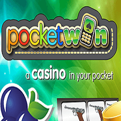 PocketWin Landline Mobile Casino | £5 Free Welcome Bonus