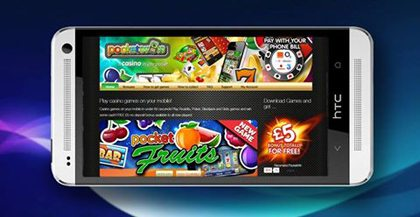 PocketWin Free Casino Games
