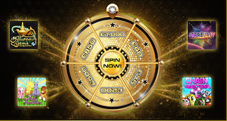 Total Gold Casino Free Spin