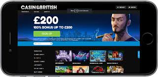 casino british mobile casino app