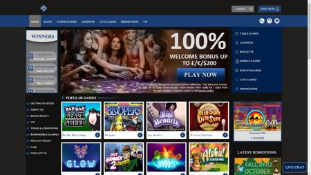 Online Casino Real Money Site