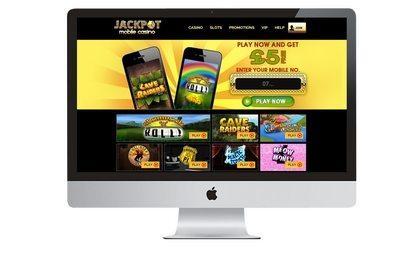 online mobile casino jackpot online