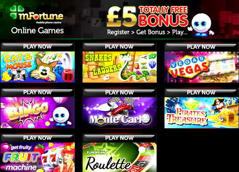 slots on phone for free