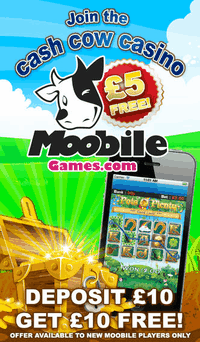 Moobile SMS Casino games
