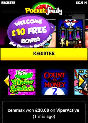 casino online sms pay