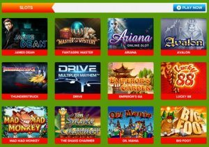 UK Slots Bonus Casino