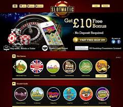 Slotmatic Mobile Casino