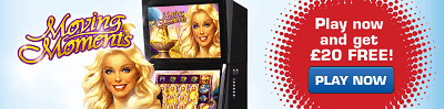 slots phone bill deposit sms ladylucks moving moments jackpot slot