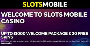 Slots Casino Play ke Bill Phone
