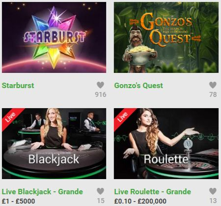 Best Slots Payouts