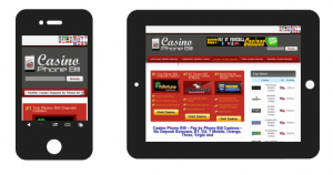casinophonebill.com mobile casino contact us pages