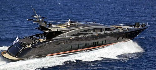 mobile casino luxury yacht charter