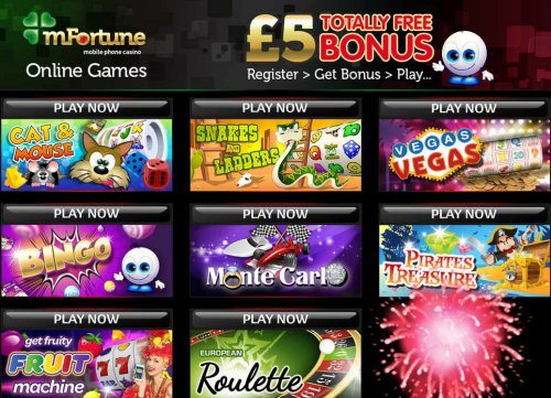 mfortune mobile phone slots roulette casino
