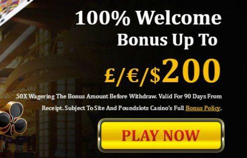 Mobile Pound Slots Free Bonus
