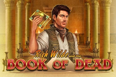book of dead slots at goldman casino