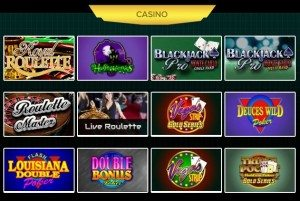 Casino Poker Games at Top Slot Site