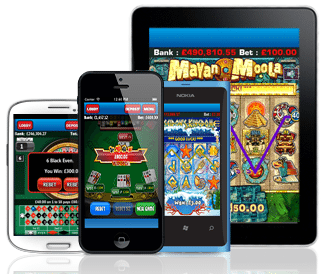 LadyLucks Free Casino Phone App