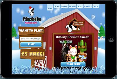 Moobile Games Landline Mobile Casino
