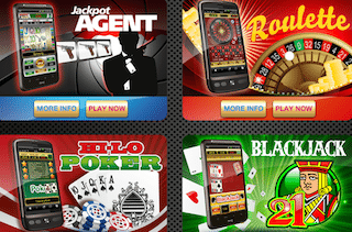 PocketWin Free SMS Casino Games Downloads