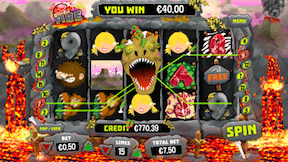 Quest for Feuer Slots - mFortune