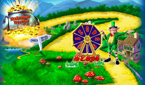 Rainbow Riches Free Spins Bonus