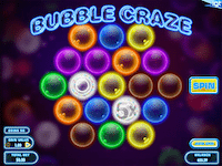 چرخش جن - Bubble Craze Slots