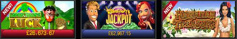 TitanBet Casino Real Money Jackpot Slots