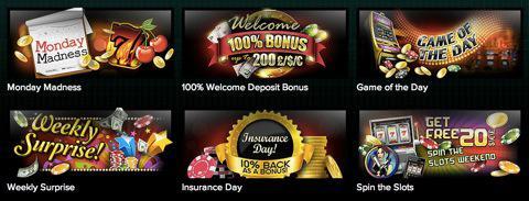 TopSlotSite - Mobile Casino Bonuses