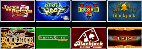 400+ top mobile casino games