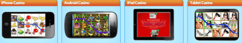 Winneroo Games Free iPad lub Android App Casino