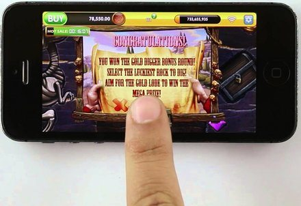 play real money phone slots for free