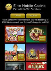 UK Casino Deposit By Landline