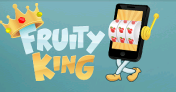 fruity-king-phone-credit-casino-logo