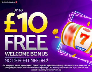 free bonus welcome deposit