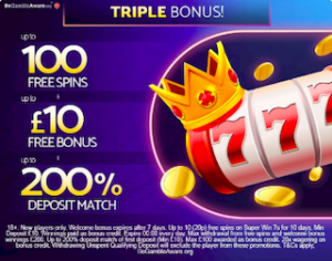 Free spins slots casino