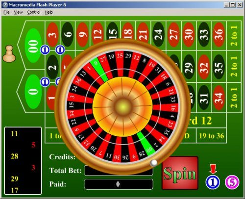UK Roulette Online Sites - Play and Get £500 in Bonuses!