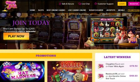 Slot Jar Games Online